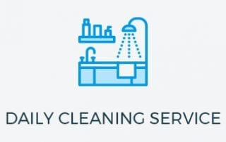Daily Cleaning Service